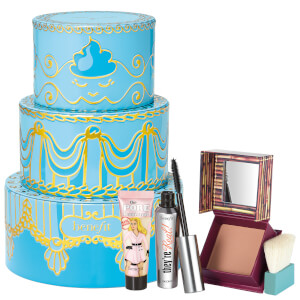 benefit Goodie Gorgeous Holiday 2018 Tiered Set (Worth £57.50)