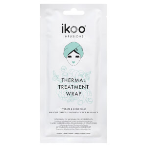 Máscara Infusions Thermal Treatment Hair Wrap Hydrate and Shine da ikoo 35 g