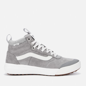 Vans Women's Ultrarange Wool Hi-Top Trainers - Frost Gray