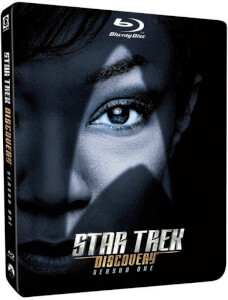 Star Trek: Discovery: Season 1 - Zavvi Exclusive Steelbook