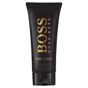 Bálsamo aftershave The Scent de Hugo Boss 75 ml