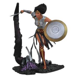 DC Comic Gallery Dark Knights Metal Wonder Woman Statue 23cm
