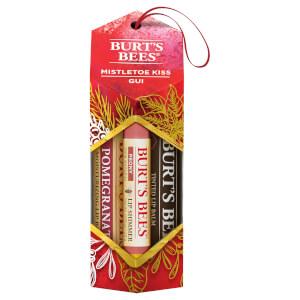 Burt's Bees Mistletoe Kiss Gift Set