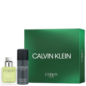 Calvin Klein Eternity for Men Xmas Set Eau de Toilette 100ml