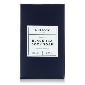 Murdock London Black Tea Body Soap 130g