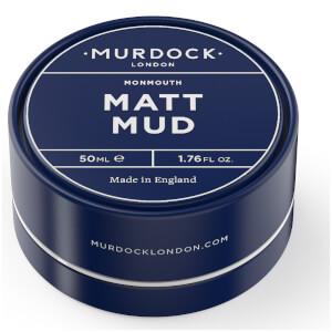 Murdock London Matt Mud 50ml: Image 2