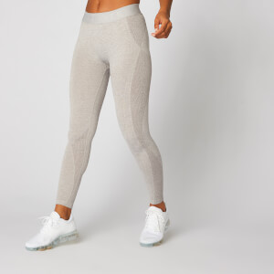 Inspire Seamless Leggings - Sulphur Grey