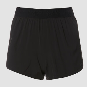 MP Damen Essentials Training Energy Shorts - Schwarz