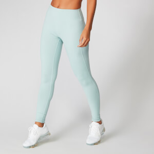 Power Leggings - Seafoam