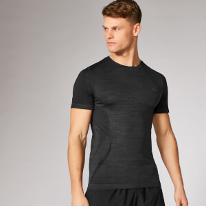 Sculpt Seamless T-Shirt - Slate