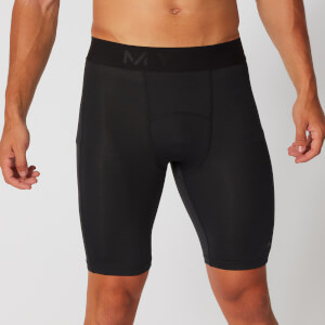 Myprotein Base Shorts - Black