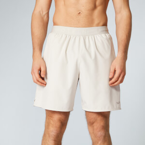 Power Double-Layered Shorts - Chalk Marl