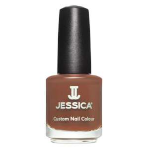 Jessica Custom Colour Toasted Pecans Nail Varnish 15ml