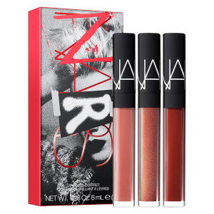 NARS Cosmetics Defiant Lip Gloss Set