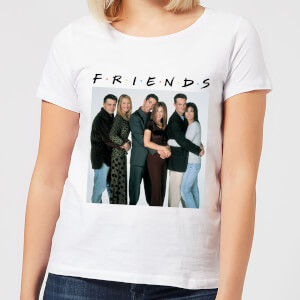 Friends Group Shot Damen T-Shirt - Weiß