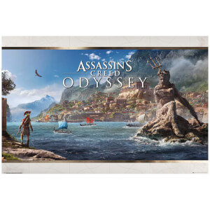 Assassin's Creed: Odyssey Vista Poster