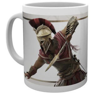 Assassin's Creed: Odyssey Alexios Action Mug