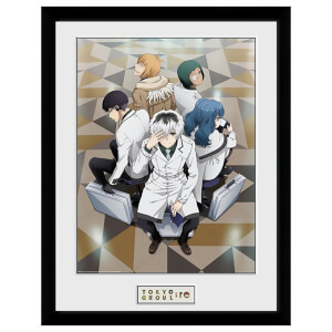 Tokyo Ghoul: RE Quinx Squad 16 x 12 Inches Print