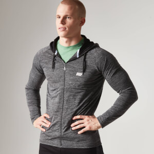 Myprotein Performance Zip Top - Black