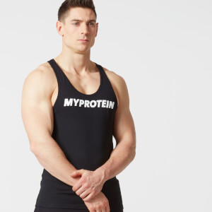Myprotein The Original Stringer Vest - Black
