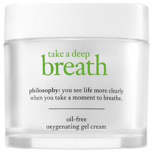philosophy Take a Deep Breath Oil-Free Oxygenating Gel Cream 60ml
