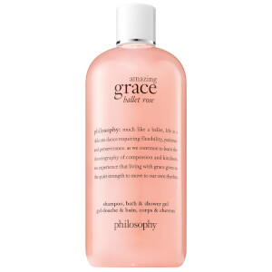philosophy Amazing Grace Ballet Rose Shower Gel 480ml - AU/NZ