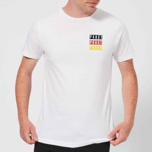 Prost Men's T-Shirt - White