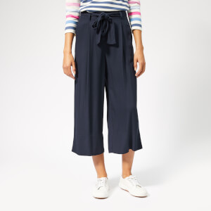 Joules Women's Drew Culottes - French Navy