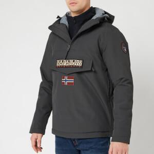Napapijri Men's Rainforest Winter 1 Jacket - Dark Grey