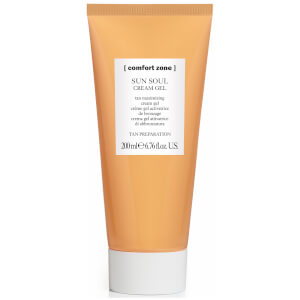 Comfort Zone Sun Soul Cream Gel Tan Maximiser 200ml