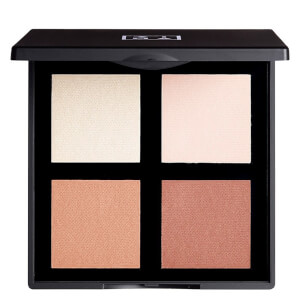 Paleta multicolor The Face Palette de 3INA 10 g