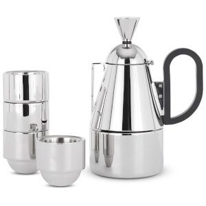 Tom Dixon Brew Stove Top Stainless Steel Gift Set