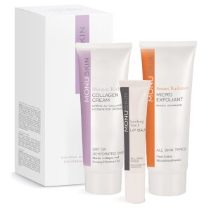 MONU Nourish and Hydrate Collection (Worth £62.95)