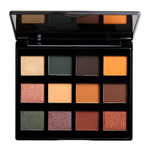 NYX Professional Makeup Machinist Shadow Palette - Grind
