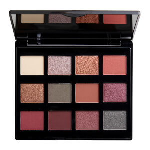 Paleta de Sombras Metalizadas Machinist da NYX Professional Makeup - Ignite