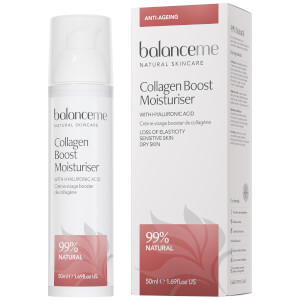 Balance Me Collagen Boost Moisturiser -kosteusvoide 50ml