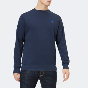Russell Athletic Men's Frank Sweatshirt - Navy