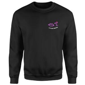 Celebrity Big Brother Banter Sweatshirt - Black