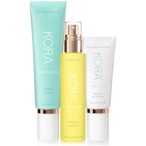 Kora Organics 3 Step System - Oily/Combination