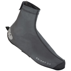Oxford Bright Overshoes 2.0 - Black/Reflective