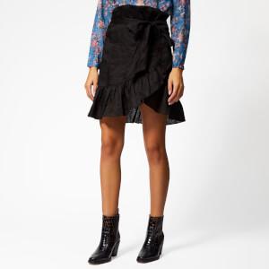 Isabel Marant Étoile Women's Tempster Skirt - Black