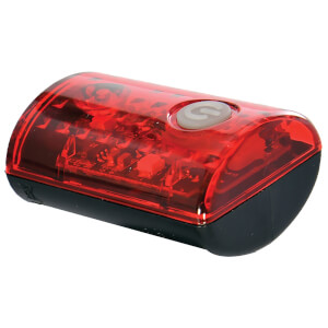 Oxford UltraTorch Mini+ USB Rear Light 15lm