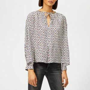 Isabel Marant Women's Amba Shirt - Blue