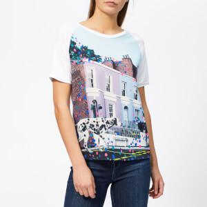 PS Paul Smith Women's Notting Hill T-Shirt - Blue