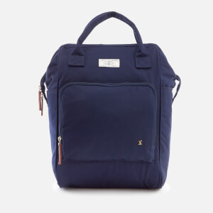 Joules Women's Coast Rucksack - French Navy