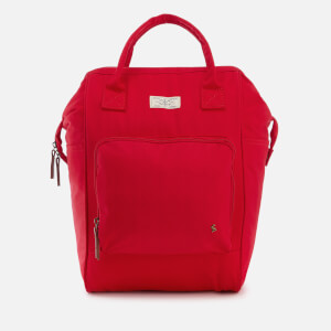 Joules Women's Coast Rucksack - Red