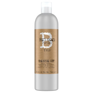 TIGI Bed Head for Men Dense Up Thickening Shampoo 750ml (Worth $42)