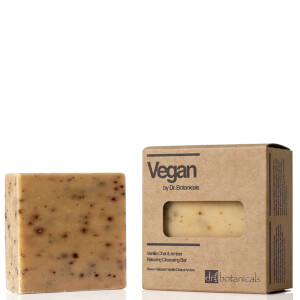 Dr Botanicals Vanilla Chai & Amber Relaxing Cleansing Bar