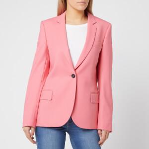 PS Paul Smith Women's Pink Jacket - Fuchsia