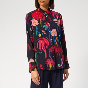 PS Paul Smith Women's Urban Jungle Blouse - Multi